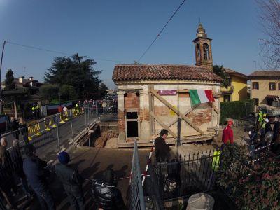 Spostamento Oratorio Santa Giustina in Colle 4
