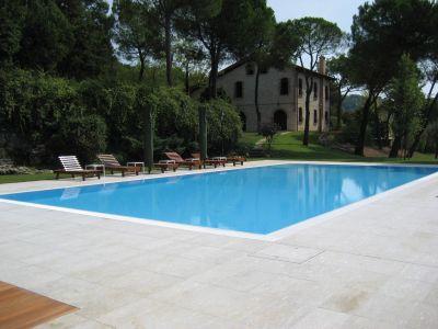 Ristrutturazione piscina e fabbricato residenziale