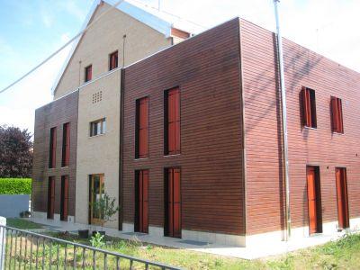 Edificio residenziale in bioedilizia, a Cittadella (PD)