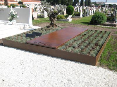 Ristrutturazione tomba di famiglia, Bassano del Grappa (VI)